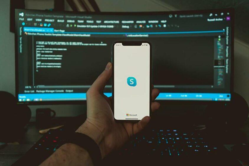 Skype(スカイプ)のメッセージで改行する方法は?【2020最新】PC版で解説!のサムネイル画像